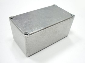 Фото 1/2 G0479, Корпус для РЭА 111х60х54мм, металл