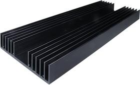 HS 115-300, Радиатор 300х116х26.5 мм, 4 дюйм*градус/Вт
