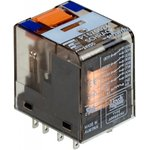 1-1393154-2 (PT570024), Реле 4-Form-C, 4PDT, 4CO 24VDC/6A(240VA) моностабильное