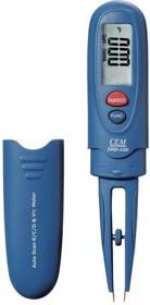 Фото 1/2 SMD-100, Измеритель- пинцет RC (емкости, сопротивления,напряжение DCV/ACV) SMD-компонентов