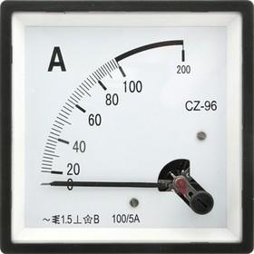 Амперметр 100/5А 50гц (96х96)
