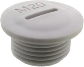 MG-20 Серый пластик, Заглушка