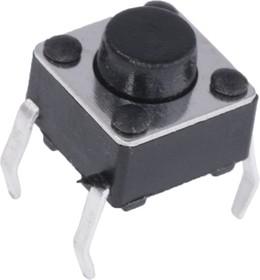 Фото 1/2 KLS7-TS6601-5.0-180, Кнопка тактовая h=5мм
