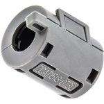 ZCAT1518-0730, d=7 мм, Фильтр на круглый кабель (серый)