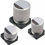 MCESL35V106M5X5.2, SMD электролитический конденсатор, Radial Can - SMD, 10 мкФ ...