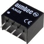 AM2S-2415SZ, DC/DC преобразователь, 2Вт, вход 21.6-26.4В ...