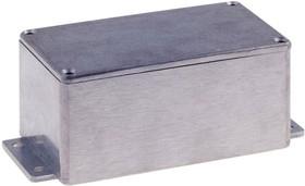 Фото 1/2 BS15MF, Корпус для РЭА 114x64x55мм, металл, герметичный, с крепежным фланцем
