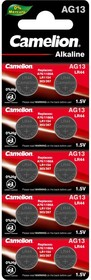 G13 BL-10 (AG13-BP10, 357A/LR44/A76 бат-ка для часов) (упаковка из 10 шт.) | купить в розницу и оптом