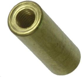 PCSS-18, Стойка для п/плат, круглая, латунь, М3, 18 мм