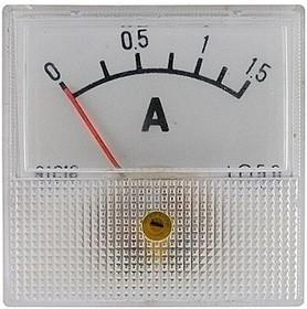 64453, Амперметр 1.5А (40х40)