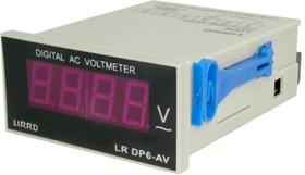DP-6 2, 20, 200, 600V AC