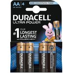 Ultra Power LR6 (MX1500/А316/AA)4, Элемент питания алкалиновый (4шт) 1.5В