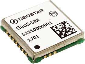 ГеоС-5М [GEOS-5M], Навигационный приемник ГЛОНАСС/GPS/SBAS