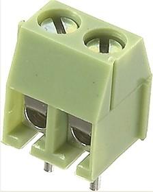 350-021-14 (ED350V-02P), Клеммник, 2-контактный 3.5