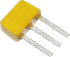 КТ315А, Транзистор NPN 25В 0.1А 0.15Вт 250Мгц КТ13