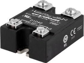 Фото 1/5 D1D40, Реле 3.5-32VDC, 40А/100VDC