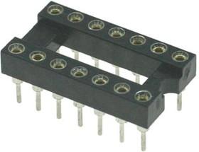 SCSM-14 TRS-14, Панель для микросхем