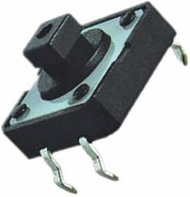KAN1210-0731B, Кнопка тактовая 12x12x7мм