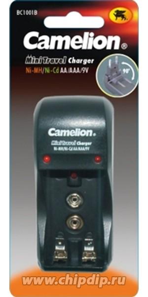 Фото - BC-1001А, Устройство зарядное для 2 АА/ААА,крона, Ni-MH.