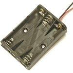 BH431-1A отсек для 3 батарей тип ААА