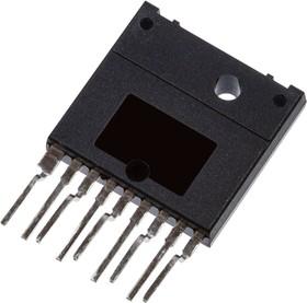 STRS6707, Импульсный регулятор напряжения с выходным биполярным ключом, [ISQL-9]