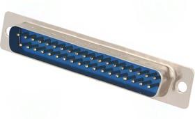 Фото 1/2 DB-37M, Вилка 37 pin на кабель (пайка)