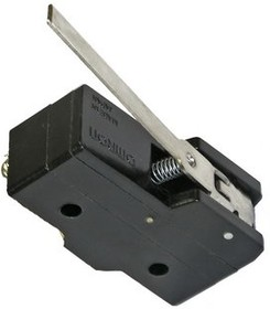 Z-15GW-B 15A/250VAC, Микропереключатель с лапкой