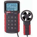 UT361, Измеритель скорости и температуры воздушного потока ...