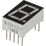 BL-S56B-11PG(UPG), Индикатор зеленый 12.60х19.00мм 60мКд ...