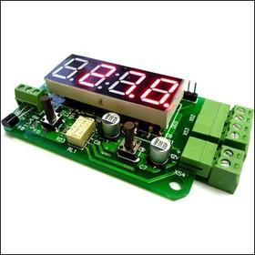 MP8037R, Цифровой термометр/термостат до 4кВт (20А) | купить в розницу и оптом