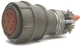 2РМД27КПН7Г5В1, Розетка на кабель