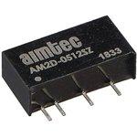 AM2D-2405DH30-RZ, DC/DC преобразователь, 2 Вт, вход 21,6-26,4 В, выход +5 ...