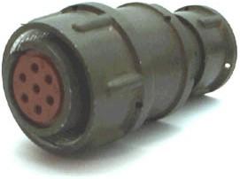 2РМ18КПЭ7Г1В1, Розетка на кабель