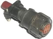 2РМД18КПН4Г5В1 (перекрут), Розетка на кабель