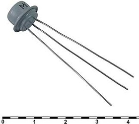 МП41А, Транзистор германиевый PNP