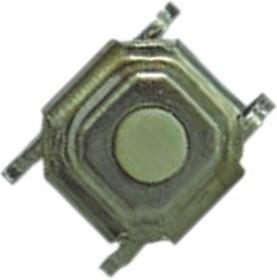 KAN0541-0163B, Кнопка тактовая 5.1x5.1x1.65mm
