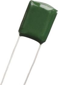 К73-17 имп, 1000пФ, 250В, 5%, JFA02E102J (6x11x5, P:3.5мм), Конденсатор металлоплёночный