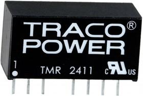Фото 1/3 TMR 1223, DC/DC преобразователь, 2Вт, вход 9-18В, выход 15,-15В/65мА