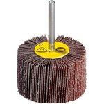 Круг шлифовальный лепестковый на шпильке 80мм; 50мм; 6мм; Р60 13177
