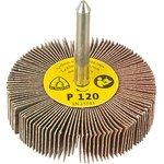 Круг шлифовальный лепестковый на шпильке 60мм; 15мм; 6мм; Р120 13018
