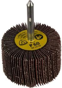 Круг шлифовальный лепестковый на шпильке 50мм; 30мм; 6мм; Р60 61299