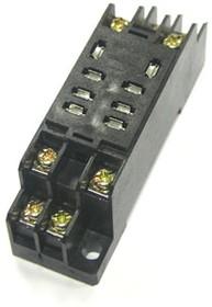 PTF08A-03, Колодка для реле 13F-1(2)