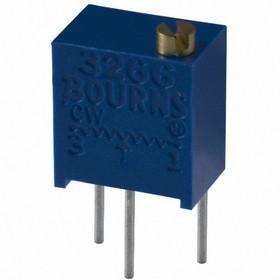 Фото 1/3 3266W-1-504LF, 500 кОм, Резистор подстроечный