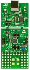 STM8SVLDISCOVERY, Отладочная плата на базе MCU STM8S003K3T6 (STM8S), ST-LINK