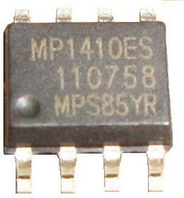 MP1410ES, DC-DC преобразователь понижающий, 2А, 380кГц, Uвх=4.75-15В, Uвых=1.22-13В [SO-8]