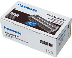 Фотобарабан(Imaging Drum) PANASONIC KX-FAD412A для KX-MB2000/2010/2020/2030 [kx-fad412a7]