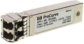 Трансивер HP ProCurve 10-GbE SFP+ SR Transceiver (J9150A)