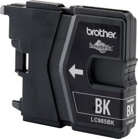 Картридж BROTHER LC985BK черный