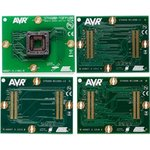 ATSTK600-TQFP100 (ATSTK600-SC03), Дочерний модуль с ...