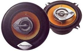 Колонки автомобильные PIONEER TS-G1358, коаксиальные, 200Вт